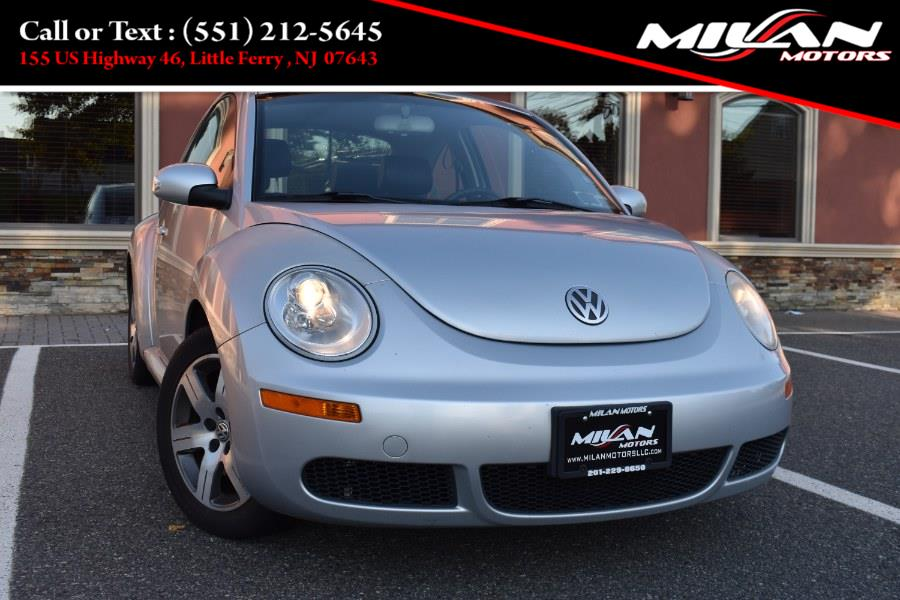 Used Volkswagen New Beetle Coupe 2dr 2.5L PZEV Auto 2006   Milan Motors. Little Ferry , New Jersey