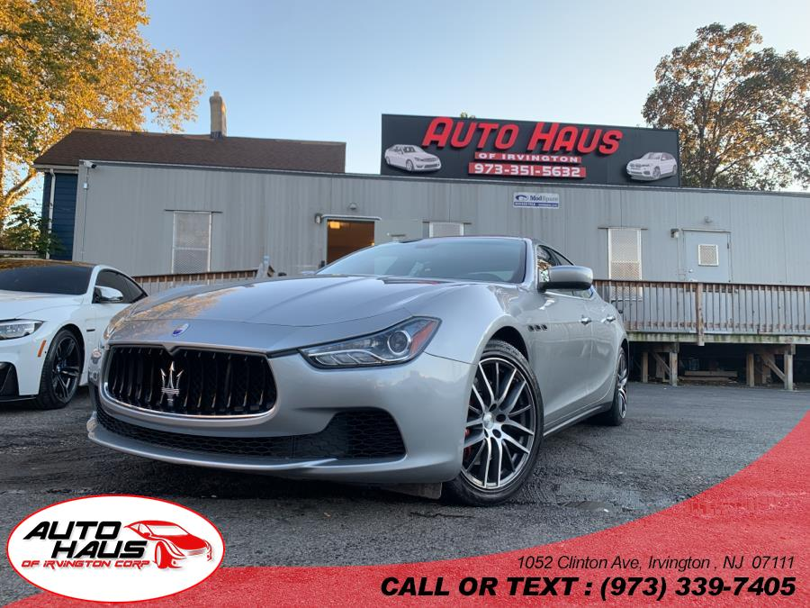 Used 2015 Maserati Ghibli in Irvington , New Jersey | Auto Haus of Irvington Corp. Irvington , New Jersey