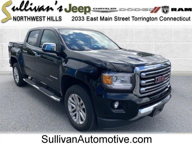Used GMC Canyon SLT 2016   Sullivan Automotive Group. Avon, Connecticut