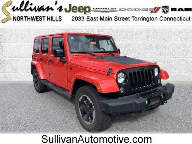 Used Jeep Wrangler Unlimited Sahara 2014   Sullivan Automotive Group. Avon, Connecticut