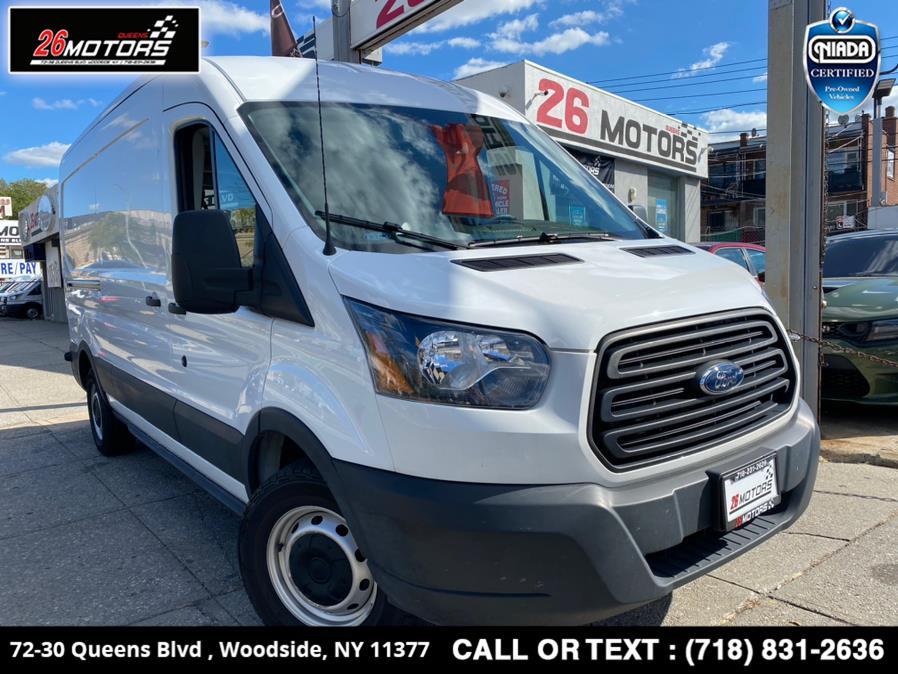 "Used Ford Transit Van T-150 148"" Med Rf 8600 GVWR Sliding RH Dr 2019 | 26 Motors Queens. Woodside, New York"