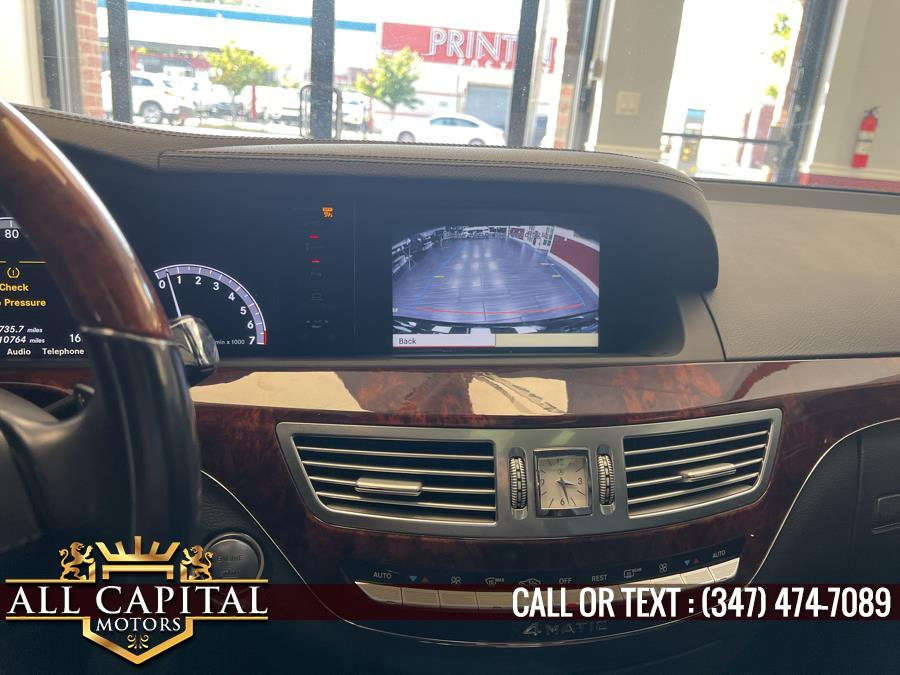 Used Mercedes-Benz S-Class 4dr Sdn S550 4MATIC 2010 | All Capital Motors. Brooklyn, New York