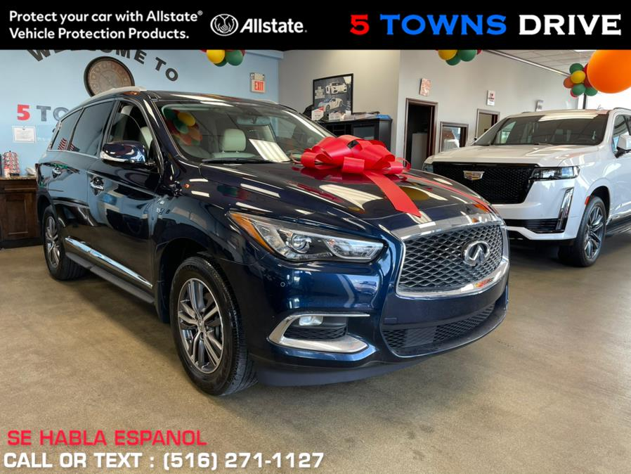 Used INFINITI QX60 FWD 2018 | 5 Towns Drive. Inwood, New York