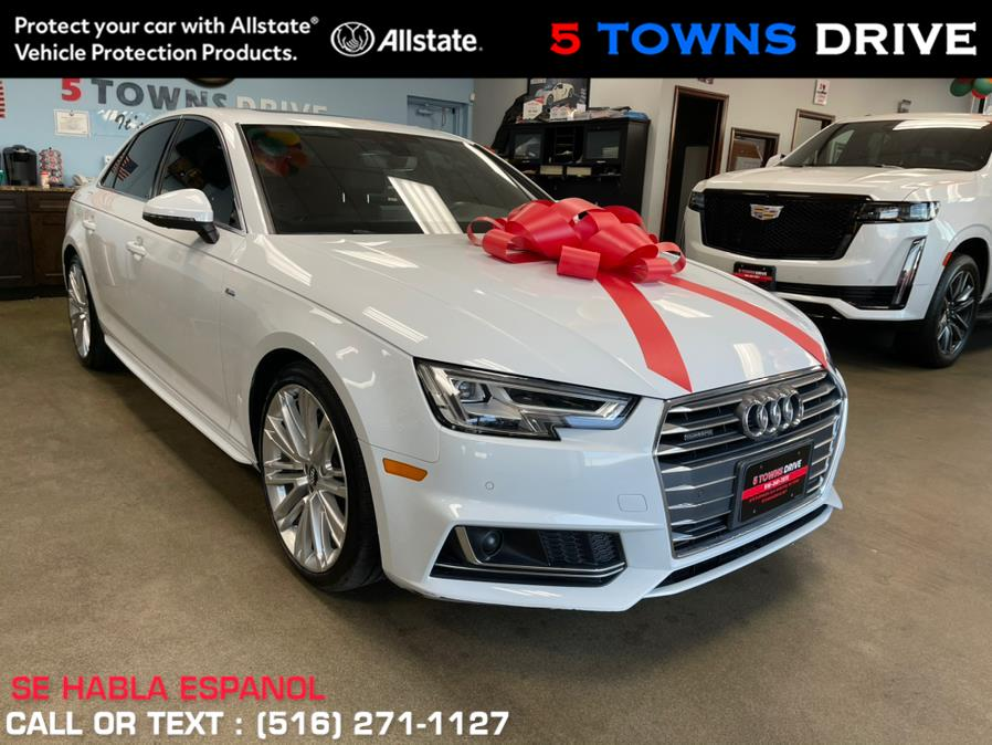 Used Audi A4 2.0 TFSI Prestige S Tronic quattro AWD 2018 | 5 Towns Drive. Inwood, New York