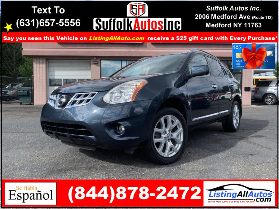Used 2013 Nissan Rogue in Patchogue, New York   www.ListingAllAutos.com. Patchogue, New York