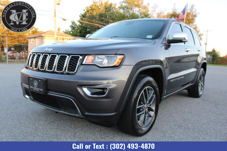 Used Jeep Grand Cherokee Limited 4x4 2017   Morsi Automotive Corp. New Castle, Delaware