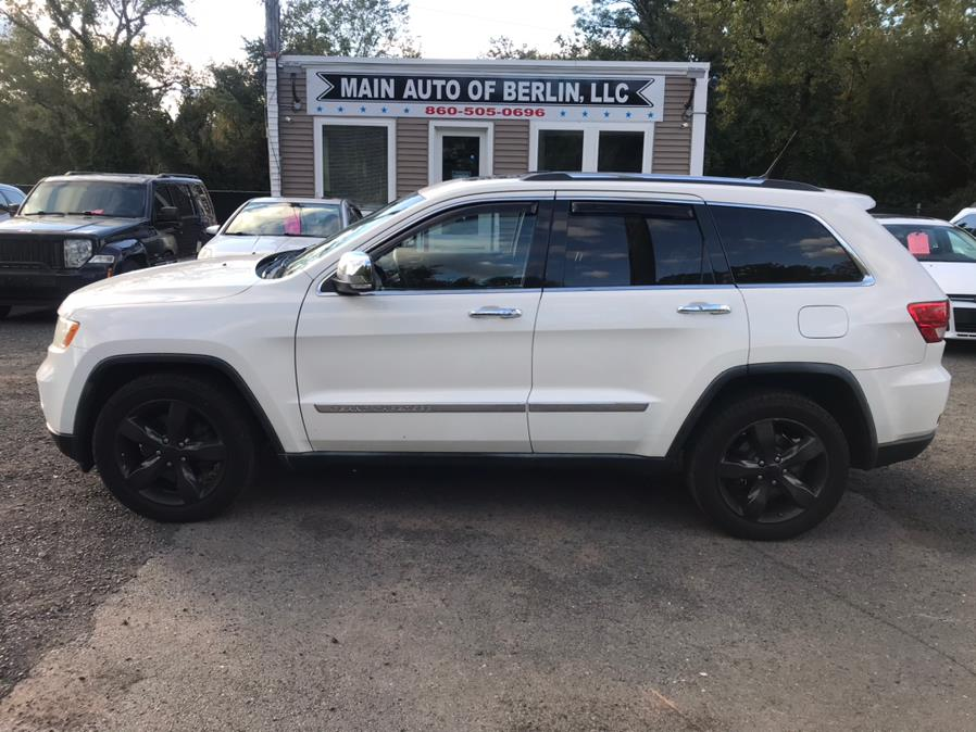 Used Jeep Grand Cherokee 4WD 4dr Limited 2011   Main Auto of Berlin. Berlin, Connecticut