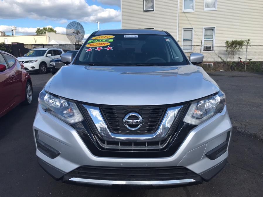 Used Nissan Rogue SV AWD 2017   Affordable Motors Inc. Bridgeport, Connecticut