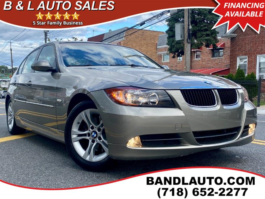 Used 2008 BMW 3 Series in Bronx, New York | B & L Auto Sales LLC. Bronx, New York