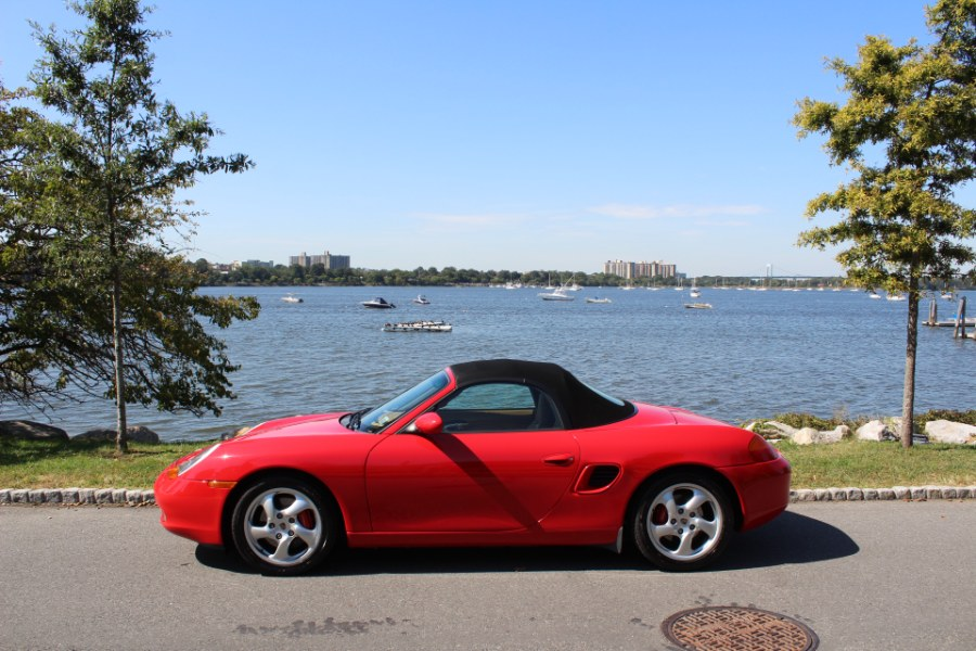 2001 Porsche Boxster 2dr Roadster S 6-Spd Manual, available for sale in Great Neck, NY