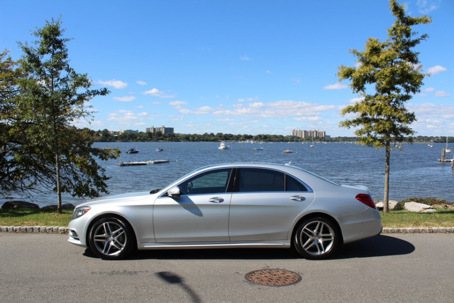 2015 Mercedes-Benz S-Class 4dr Sdn S550 4MATIC, available for sale in Great Neck, NY