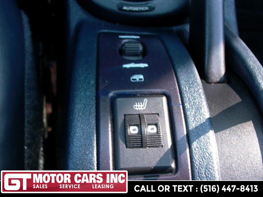 2002 Chrysler Sebring 2dr Convertible Limited, available for sale in Bellmore, NY