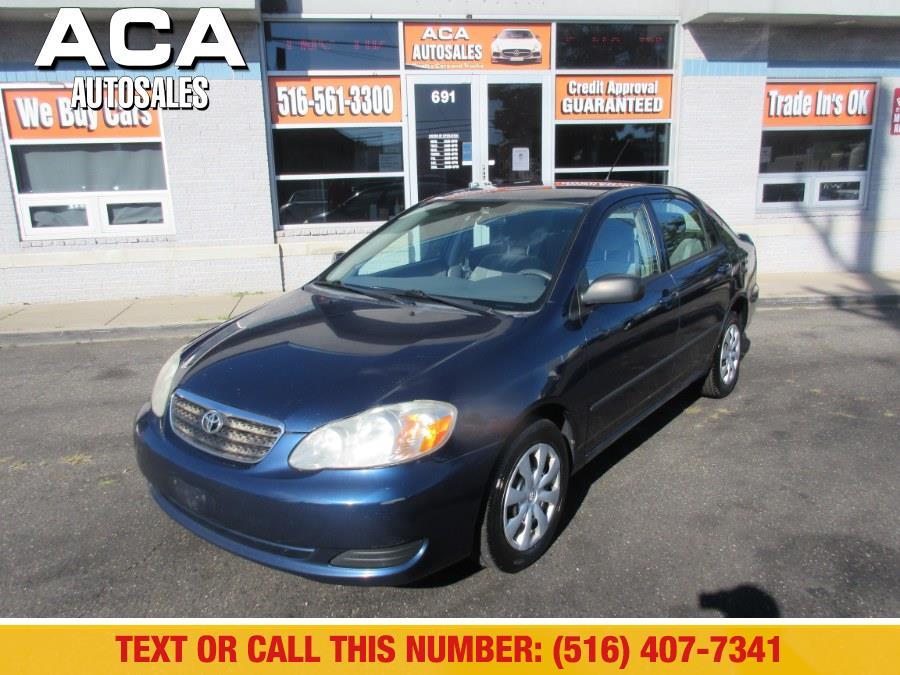 Used Toyota Corolla CE 2008 | ACA Auto Sales. Lynbrook, New York