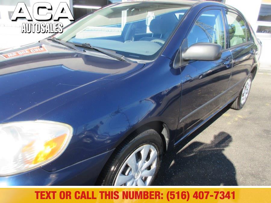 Used Toyota Corolla CE 2008   ACA Auto Sales. Lynbrook, New York
