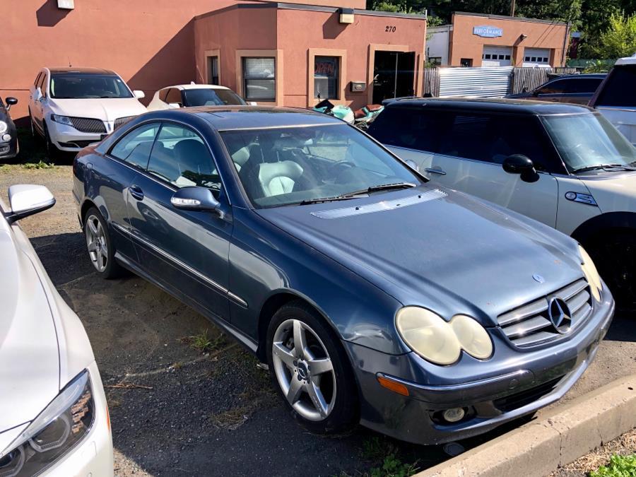 Used Mercedes-Benz CLK-Class 2dr Coupe 5.0L 2006 | Primetime Auto Sales and Repair. New Haven, Connecticut