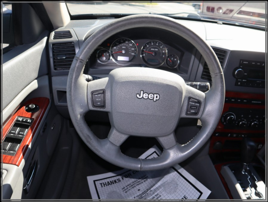 Used Jeep Grand Cherokee 4WD 4dr Limited 2007   My Auto Inc.. Huntington Station, New York