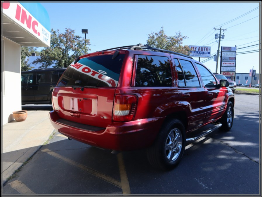 Used Jeep Grand Cherokee 4dr Limited 4WD 2004   My Auto Inc.. Huntington Station, New York