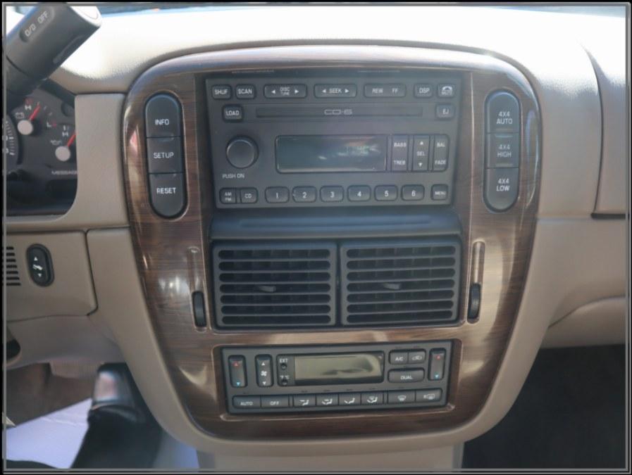 "Used Ford Explorer 4dr 114"" WB 4.6L Eddie Bauer 4WD 2003   My Auto Inc.. Huntington Station, New York"