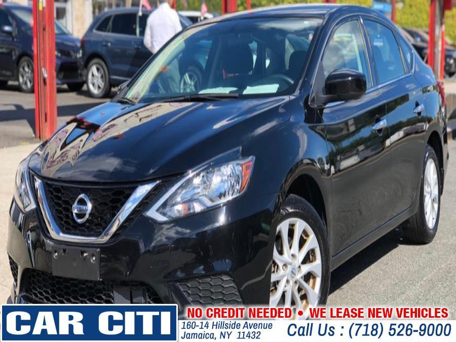 Used Nissan Sentra SR CVT 2019 | Car Citi. Jamaica, New York