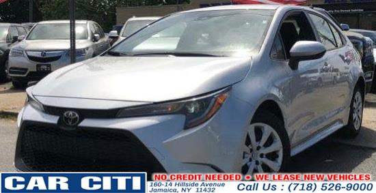 Used Toyota Corolla LE CVT (Natl) 2020   Car Citi. Jamaica, New York