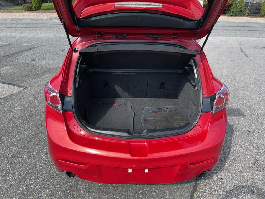 Used Mazda Mazda3 5dr HB Man Mazdaspeed3 Touring 2012 | New Beginning Auto Service Inc . Ashland , Massachusetts