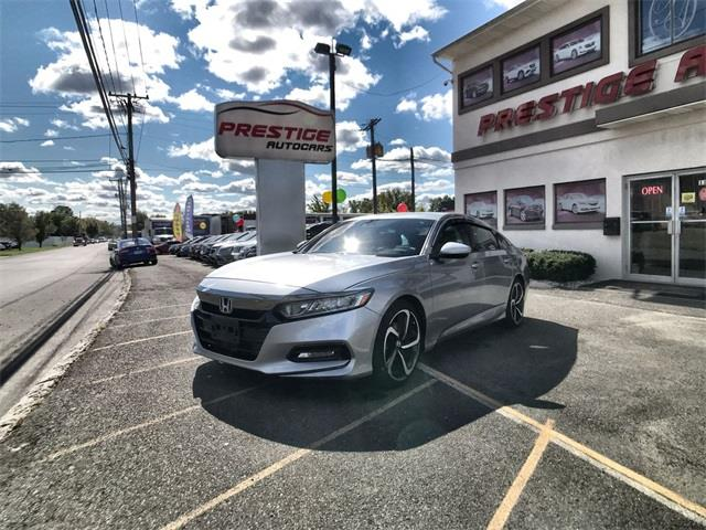 Used Honda Accord Sport 2019 | Prestige Auto Cars LLC. New Britain, Connecticut