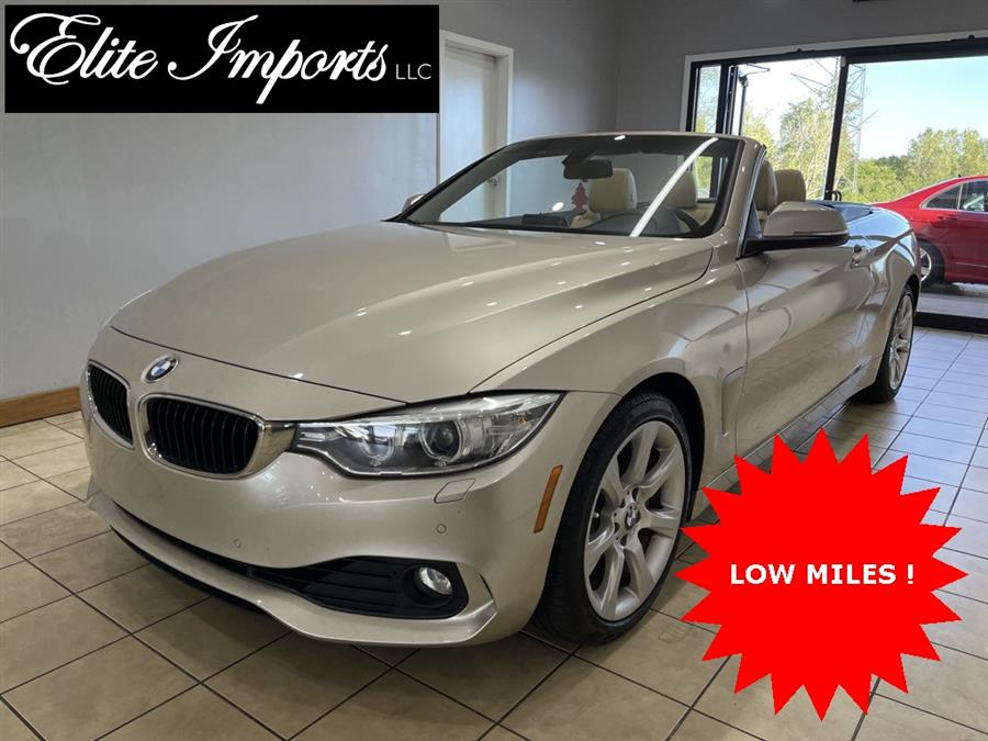 Used BMW 4 Series 435i 2dr Convertible 2014   Elite Imports LLC. West Chester, Ohio