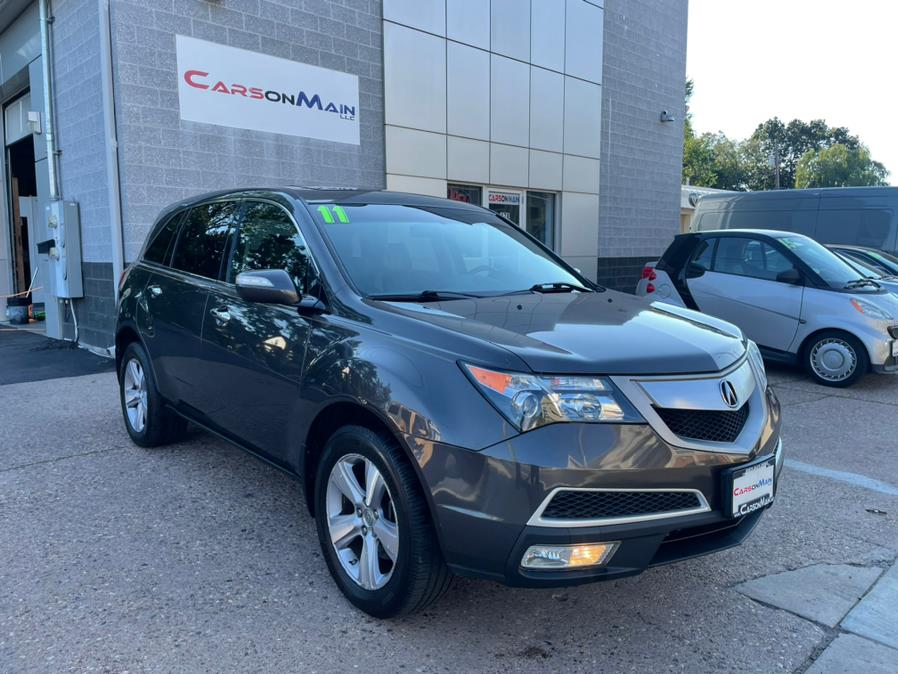 Used Acura MDX AWD 4dr Tech Pkg 2011 | Carsonmain LLC. Manchester, Connecticut