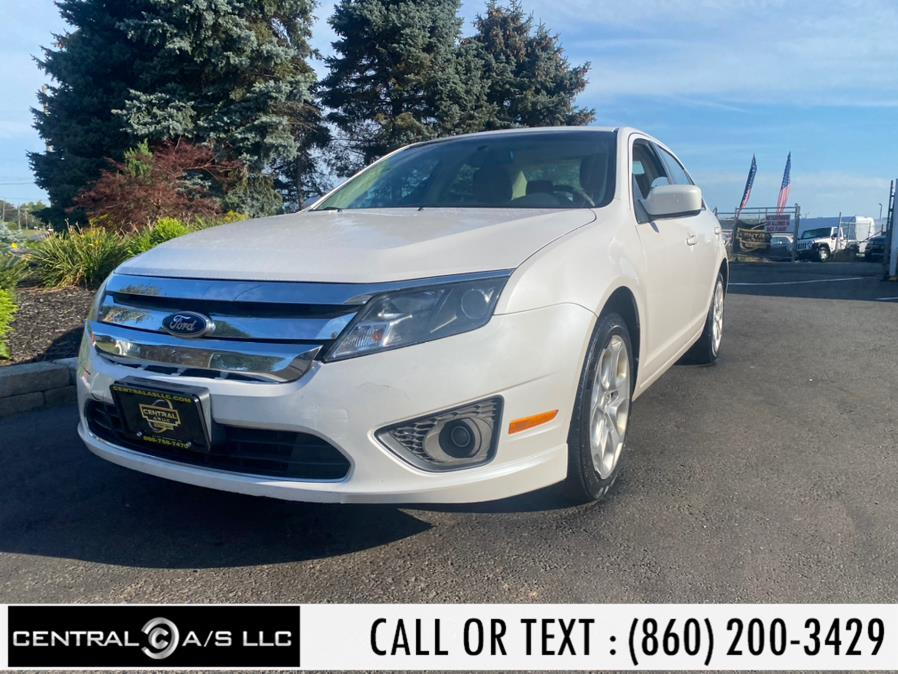 Used Ford Fusion 4dr Sdn SE FWD 2011 | Central A/S LLC. East Windsor, Connecticut