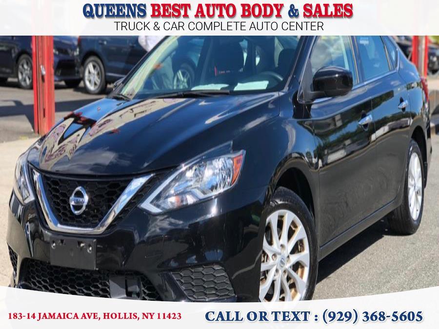 Used 2019 Nissan Sentra in Hollis, New York | Queens Best Auto Body / Sales. Hollis, New York