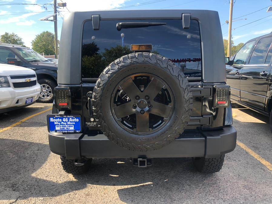 Used Jeep Wrangler Unlimited 4WD 4dr Sahara 2010 | Route 46 Auto Sales Inc. Lodi, New Jersey