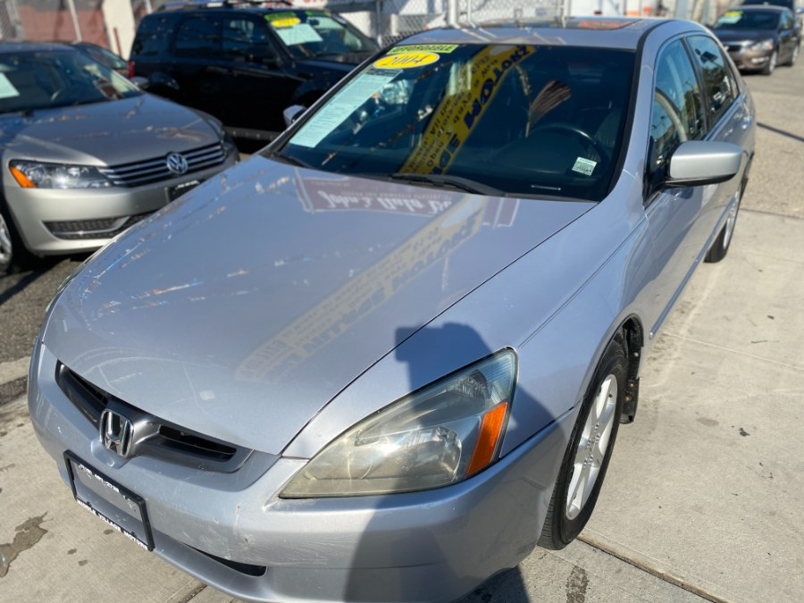Used 2004 Honda Accord Sdn in Middle Village, New York | Middle Village Motors . Middle Village, New York