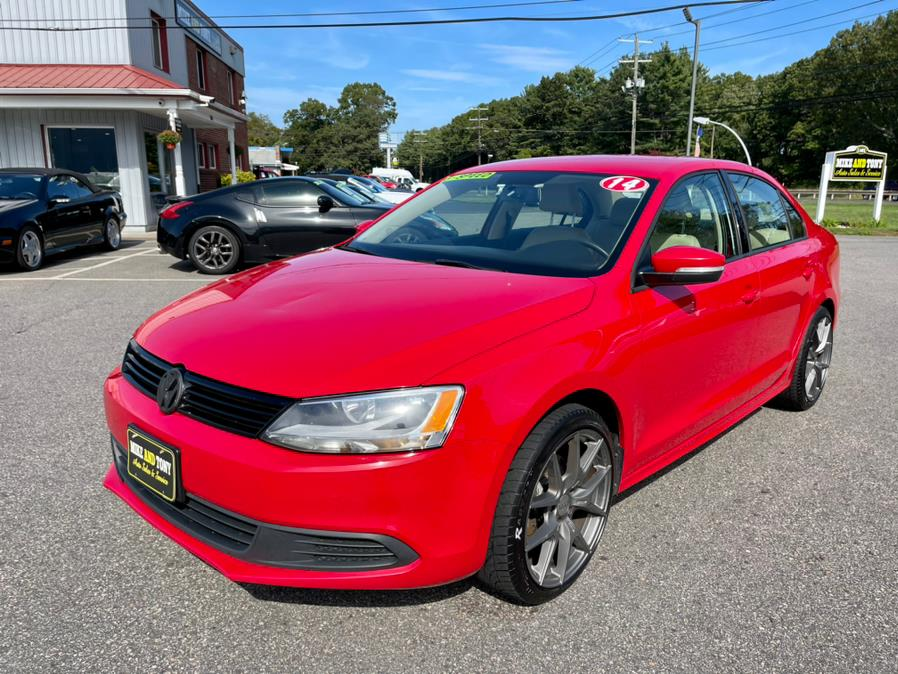 Used Volkswagen Jetta Sedan 4dr Man SE PZEV 2014 | Mike And Tony Auto Sales, Inc. South Windsor, Connecticut