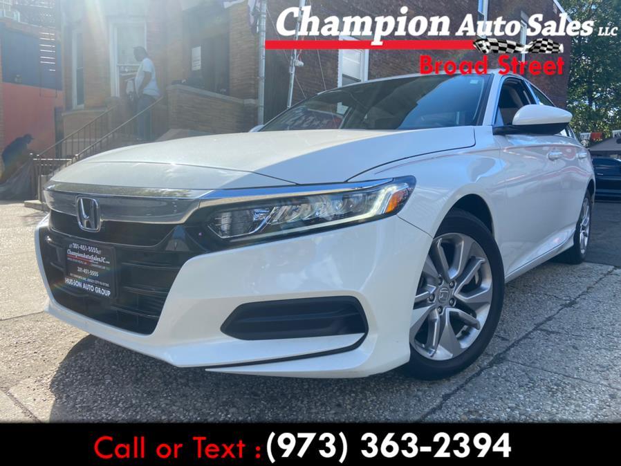 Used 2019 Honda Accord Sedan in Newark, New Jersey | Champion Used Auto Sales LLC. Newark, New Jersey