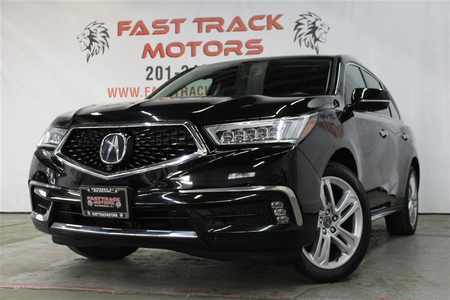 Used Acura Mdx ADVANCE 2017   Fast Track Motors. Paterson, New Jersey