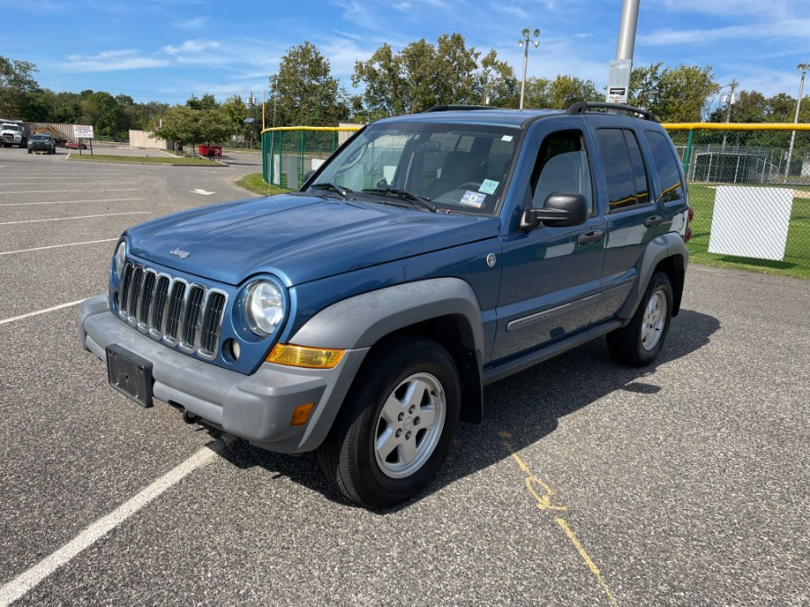 Used Jeep Liberty 4dr Sport 4WD 2005 | Cars With Deals. Lyndhurst, New Jersey