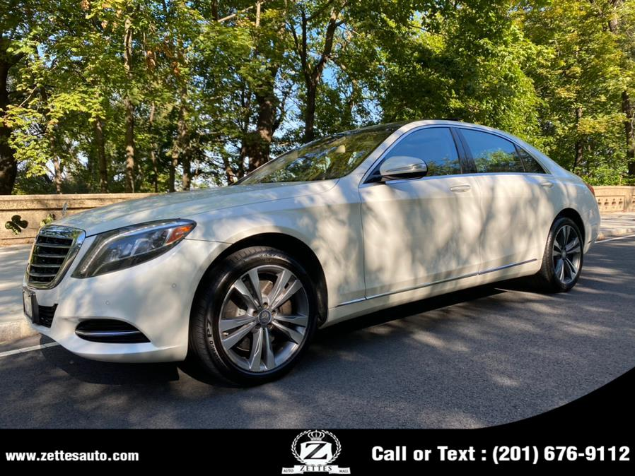 Used Mercedes-Benz S-Class 4dr Sdn S550 4MATIC 2014   Zettes Auto Mall. Jersey City, New Jersey
