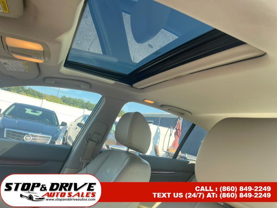 Used Infiniti G35 Sedan 4dr x AWD 2008 | Stop & Drive Auto Sales. East Windsor, Connecticut