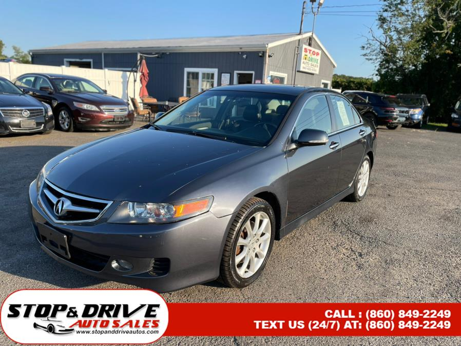 Used 2006 Acura TSX in East Windsor, Connecticut | Stop & Drive Auto Sales. East Windsor, Connecticut