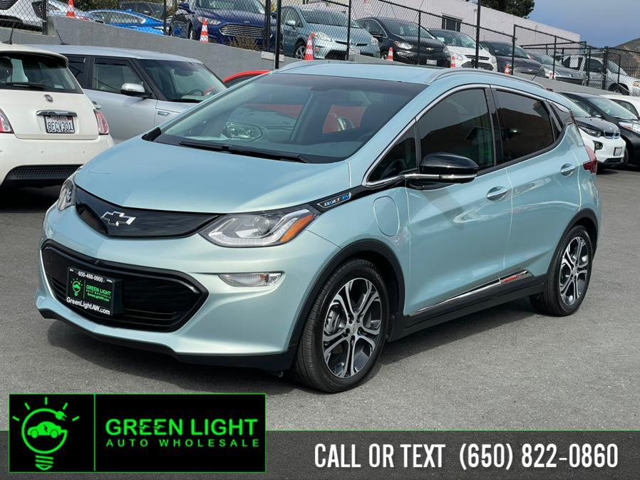 Used Chevrolet Bolt EV Premier 2019   Green Light Auto Wholesale. Daly City, California