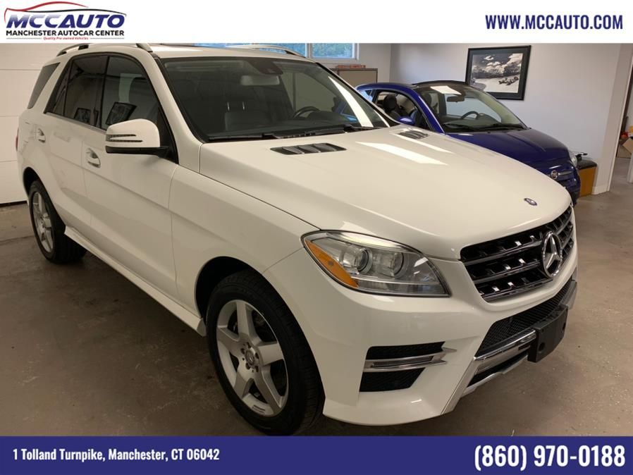 Used 2014 Mercedes-Benz M-Class in Manchester, Connecticut | Manchester Autocar Center. Manchester, Connecticut