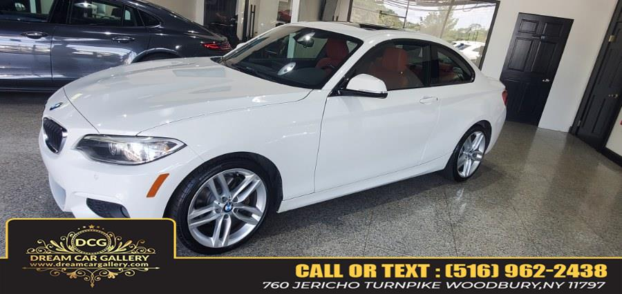 Used BMW 2 Series 230i xDrive Coupe 2017 | Dream Car Gallery. Woodbury, New York