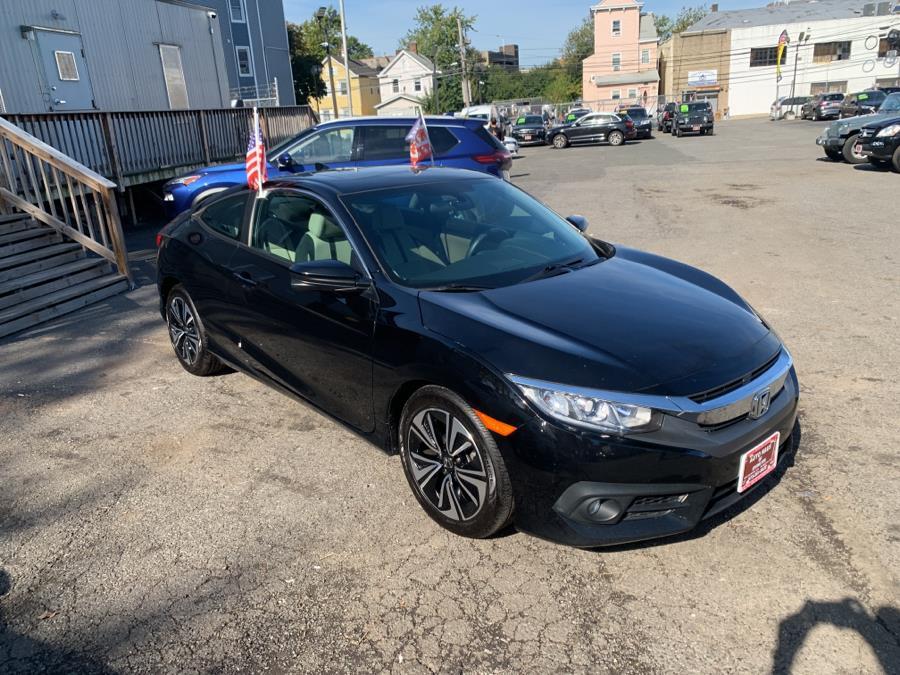 Used Honda Civic Coupe 2dr CVT EX-T 2016   Auto Haus of Irvington Corp. Irvington , New Jersey
