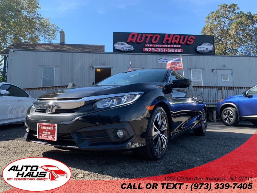 Used 2016 Honda Civic Coupe in Irvington , New Jersey | Auto Haus of Irvington Corp. Irvington , New Jersey