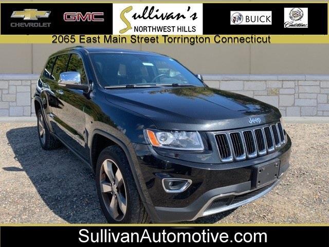Used Jeep Grand Cherokee Limited 2016   Sullivan Automotive Group. Avon, Connecticut