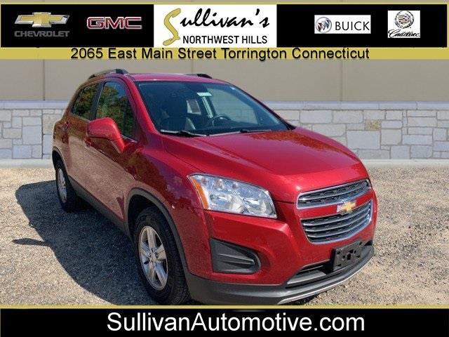 Used Chevrolet Trax LT 2015 | Sullivan Automotive Group. Avon, Connecticut