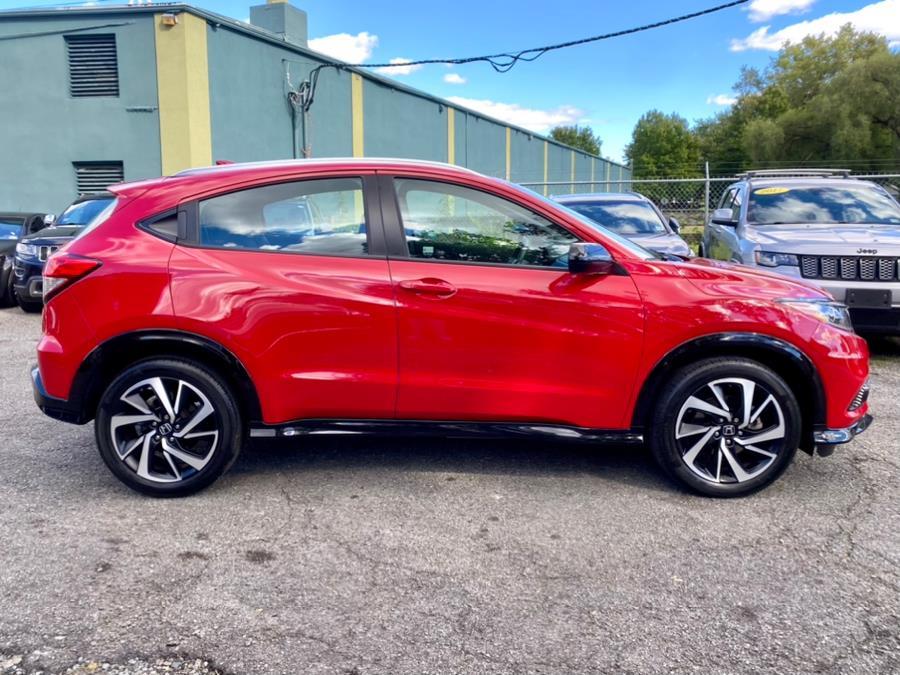 Used Honda HR-V Sport AWD CVT 2019   Easy Credit of Jersey. South Hackensack, New Jersey