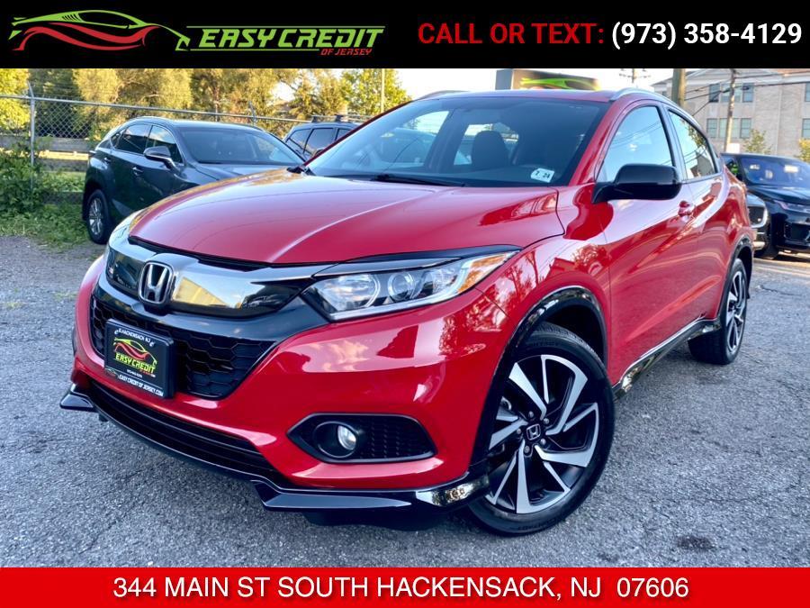 Used 2019 Honda HR-V in South Hackensack, New Jersey | Easy Credit of Jersey. South Hackensack, New Jersey