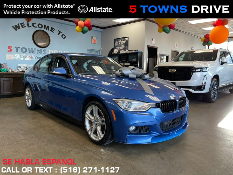 Used BMW 3 Series M PERFORMANCE PKG 4dr Sdn 328i xDrive AWD SULEV 2015 | 5 Towns Drive. Inwood, New York
