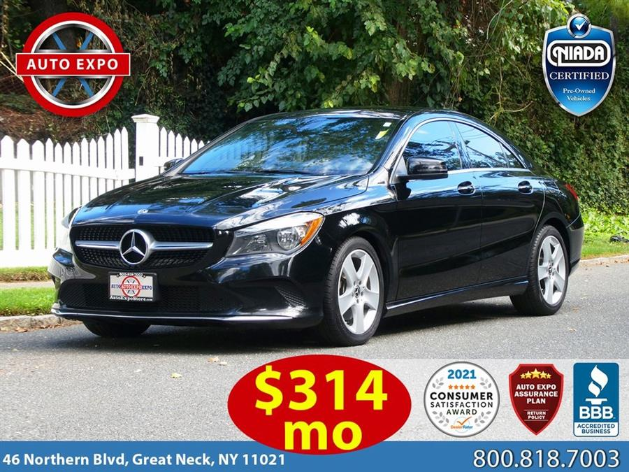 Used 2019 Mercedes-benz Cla in Great Neck, New York | Auto Expo Ent Inc.. Great Neck, New York